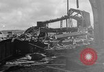 Image of maritime fort Cherbourg Normandy France, 1944, second 1 stock footage video 65675049309