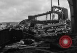 Image of maritime fort Cherbourg Normandy France, 1944, second 2 stock footage video 65675049309