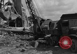Image of maritime fort Cherbourg Normandy France, 1944, second 12 stock footage video 65675049309