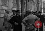 Image of Admiral Bertram Ramsay Cherbourg Normandy France, 1944, second 8 stock footage video 65675049311