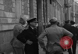 Image of Admiral Bertram Ramsay Cherbourg Normandy France, 1944, second 9 stock footage video 65675049311