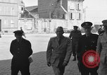 Image of Admiral Bertram Ramsay Cherbourg Normandy France, 1944, second 3 stock footage video 65675049313