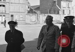 Image of Admiral Bertram Ramsay Cherbourg Normandy France, 1944, second 4 stock footage video 65675049313