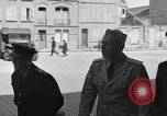 Image of Admiral Bertram Ramsay Cherbourg Normandy France, 1944, second 5 stock footage video 65675049313