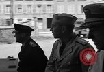 Image of Admiral Bertram Ramsay Cherbourg Normandy France, 1944, second 6 stock footage video 65675049313