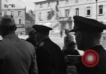 Image of Admiral Bertram Ramsay Cherbourg Normandy France, 1944, second 8 stock footage video 65675049313