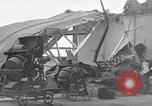 Image of sea plane hangar Cherbourg Normandy France, 1944, second 7 stock footage video 65675049314