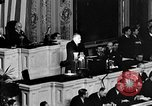 Image of Franklin D Roosevelt Washington DC USA, 1936, second 7 stock footage video 65675049338