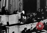 Image of Franklin D Roosevelt Washington DC USA, 1936, second 12 stock footage video 65675049338