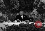 Image of Franklin Roosevelt Thanksgiving United States USA, 1936, second 8 stock footage video 65675049340