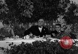 Image of Franklin Roosevelt Thanksgiving United States USA, 1936, second 9 stock footage video 65675049340