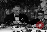 Image of Franklin D Roosevelt United States USA, 1936, second 3 stock footage video 65675049341