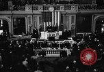 Image of Franklin D Roosevelt Washington DC USA, 1939, second 1 stock footage video 65675049342