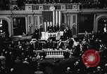 Image of Franklin D Roosevelt Washington DC USA, 1939, second 7 stock footage video 65675049342