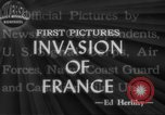Image of Allied aircraft and paratroopers invade France European Theater, 1944, second 8 stock footage video 65675049349