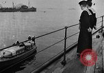 Image of Winston Churchill Ship Harbour Newfoundland, 1941, second 1 stock footage video 65675049354