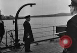 Image of Winston Churchill Ship Harbour Newfoundland, 1941, second 12 stock footage video 65675049354
