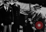 Image of Franklin D Roosevelt Argentia Newfoundland, 1941, second 10 stock footage video 65675049355