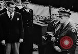 Image of Franklin D Roosevelt Argentia Newfoundland, 1941, second 12 stock footage video 65675049355