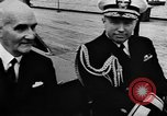 Image of Atlantic Charter Conference Placentia Bay Newfoundland, 1941, second 11 stock footage video 65675049357
