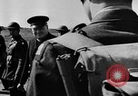 Image of Winston Churchill Iceland, 1941, second 7 stock footage video 65675049362