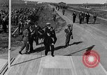 Image of Winston Churchill Iceland, 1941, second 8 stock footage video 65675049362