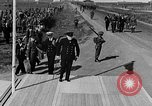 Image of Winston Churchill Iceland, 1941, second 10 stock footage video 65675049362