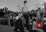 Image of Winston Churchill Atlantic Ocean, 1941, second 5 stock footage video 65675049363