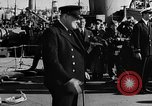 Image of Winston Churchill Atlantic Ocean, 1941, second 7 stock footage video 65675049363