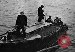 Image of Winston Churchill Atlantic Ocean, 1941, second 3 stock footage video 65675049367