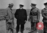 Image of Winston Churchill Atlantic Ocean, 1941, second 3 stock footage video 65675049370