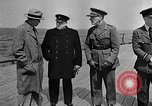 Image of Winston Churchill Atlantic Ocean, 1941, second 4 stock footage video 65675049370