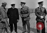 Image of Winston Churchill Atlantic Ocean, 1941, second 5 stock footage video 65675049370