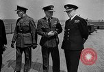 Image of Winston Churchill Atlantic Ocean, 1941, second 7 stock footage video 65675049370