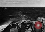 Image of British Battleship Prince of Wales Atlantic Ocean, 1941, second 1 stock footage video 65675049371