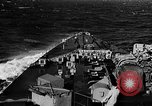Image of British Battleship Prince of Wales Atlantic Ocean, 1941, second 5 stock footage video 65675049371