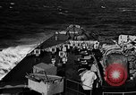 Image of British Battleship Prince of Wales Atlantic Ocean, 1941, second 7 stock footage video 65675049371