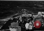 Image of British Battleship Prince of Wales Atlantic Ocean, 1941, second 10 stock footage video 65675049371