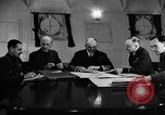 Image of Winston Churchill Atlantic Ocean, 1941, second 2 stock footage video 65675049372