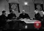 Image of Winston Churchill Atlantic Ocean, 1941, second 5 stock footage video 65675049372