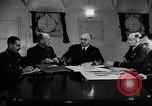 Image of Winston Churchill Atlantic Ocean, 1941, second 6 stock footage video 65675049372