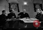 Image of Winston Churchill Atlantic Ocean, 1941, second 7 stock footage video 65675049372