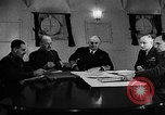 Image of Winston Churchill Atlantic Ocean, 1941, second 11 stock footage video 65675049372