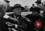 Image of Franklin D Roosevelt United States USA, 1940, second 12 stock footage video 65675049380