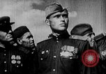 Image of Red Army officers Soviet Union, 1945, second 9 stock footage video 65675049388