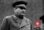 Image of Joseph Stalin Moscow Russia Soviet Union, 1945, second 10 stock footage video 65675049389