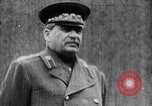 Image of Joseph Stalin Moscow Russia Soviet Union, 1945, second 12 stock footage video 65675049389