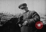 Image of Soviet General Nikolai Vatutin  Soviet Union, 1943, second 2 stock footage video 65675049390
