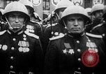 Image of Soviet Army officers Soviet Union, 1945, second 1 stock footage video 65675049393