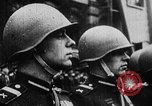 Image of Soviet Army officers Soviet Union, 1945, second 6 stock footage video 65675049393